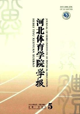 《河北体育学院学报》体育类职称论文投稿