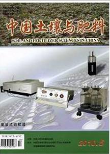 《中国土壤与肥料》省级农业期刊