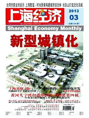 《上海经济》省级经济学论文发表