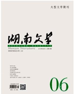 湖南文学湖南省文化期刊