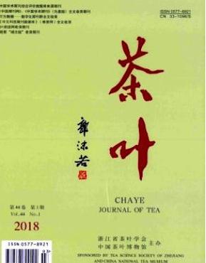 茶叶省级作物期刊
