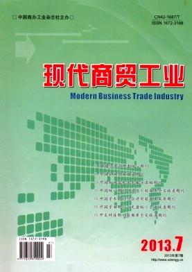 《现代商贸工业》国家级期刊征稿