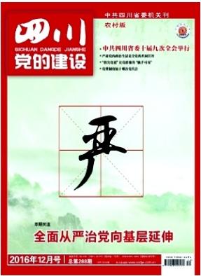 四川党的建设(农村版)