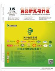 食品研究与开发统计源核心期刊