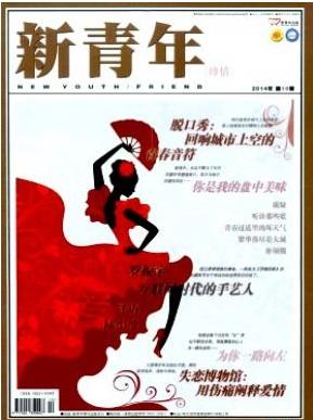 新青年(珍情)黑龙江省文化期刊