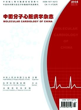《中国分子心脏病学杂志》医学期刊征稿