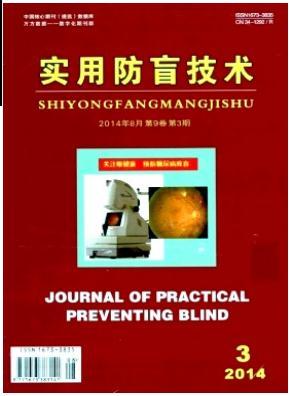 实用防盲技术安徽省科技期刊发表