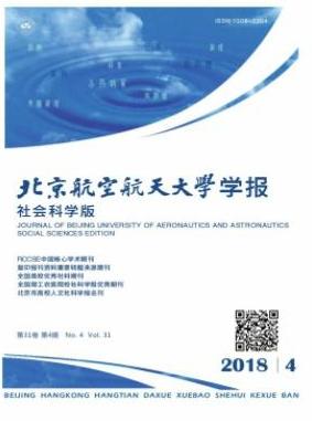 北京航空航天大学学报(社会科学版)