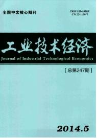 《工业技术经济》 上海工业经济论文投稿