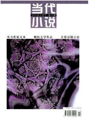 当代小说(下半月)文学期刊发表