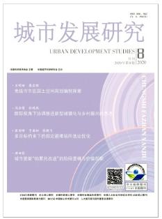 城市发展研究双核心期刊发表