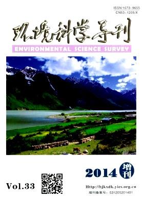 《环境科学导刊》省级环境期刊论文投稿