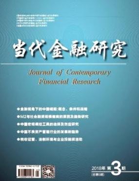 当代金融研究经济金融期刊