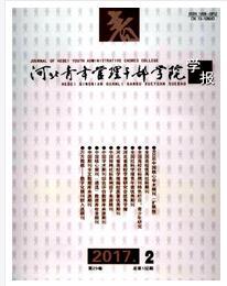 河北青年管理干部学院学报论文格式要求
