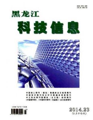 黑龙江省科技期刊黑龙江科技信息