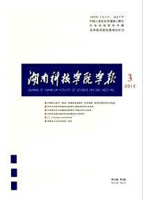 湖南教育类期刊征稿《湖南科技学院学报》