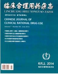 河北医学论文征稿《临床合理用药杂志》