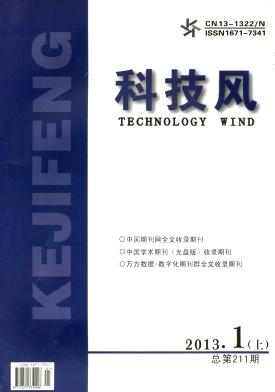 《科技风》省级期刊杂志火热征稿
