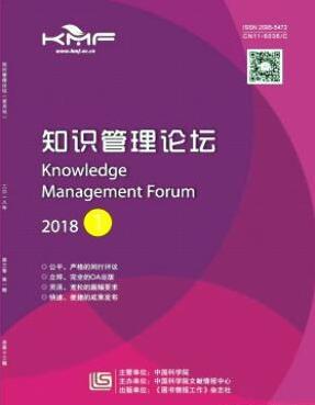 知识管理论坛科技管理期刊