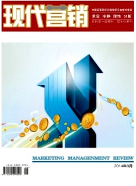 现代营销(学苑版)吉林省经济期刊发表