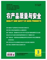 农产品质量与安全杂志成功投稿论文格式