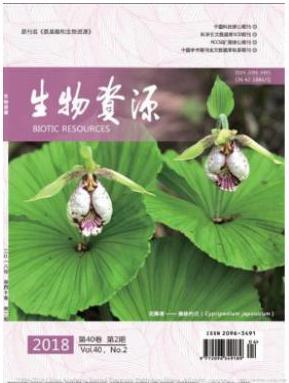 生物资源统计源期刊发表