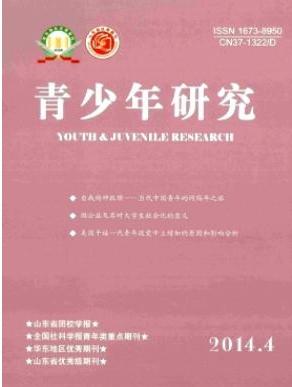 青少年研究(山东省团校学报)