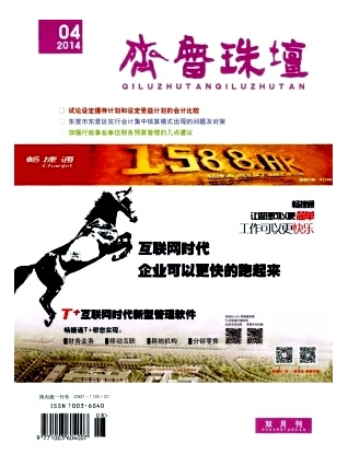 山东会计学期刊发表齐鲁珠坛