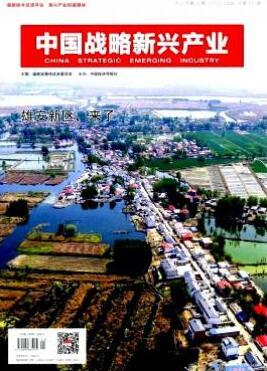 中国战略新兴产业国家级经济期刊投稿