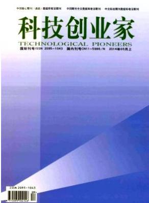 科技创业家国家级学术期刊