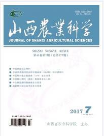 山西农业科学杂志2015年北大核心期刊总览
