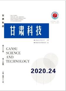 甘肃科技中科双效期刊