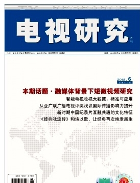 CSSCI 南大核心期刊电视研究