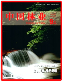 中国林业国家级期刊发表