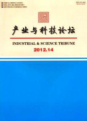 《产业与科技论坛》经济期刊投稿