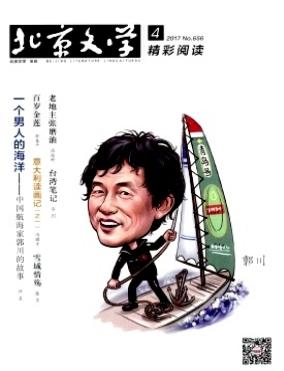 北京文学文学期刊发表