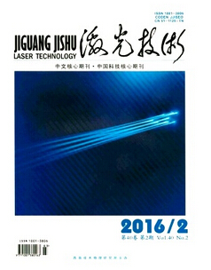激光技术科技核心期刊