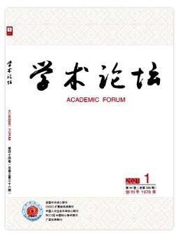 学术论坛中文核心期刊投稿