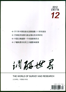 《调研世界》中文核心刊物征稿