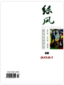 绿风文学省级论文