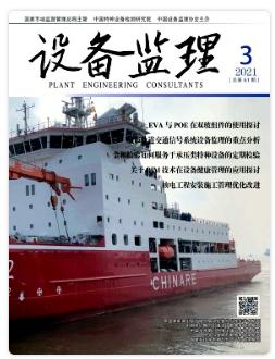 设备监理杂志核心期刊发表